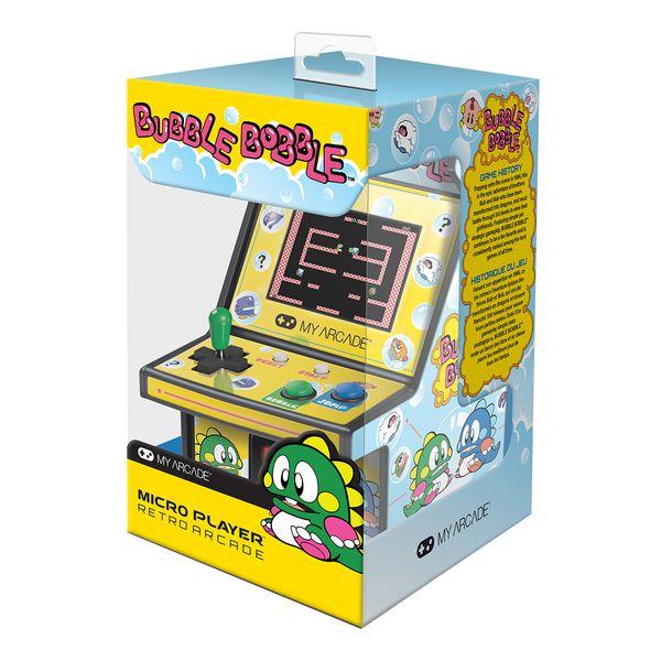 My Arcade Retro Bubble Bobble Micro Player