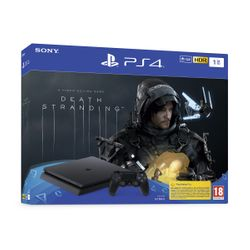 Sony PS4 1TB Death Stranding Bundle