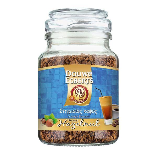 Douwe Egberts Καφές Στιγμιαίος Φουντούκι 100gr