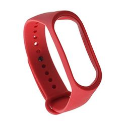Xiaomi Mi Βand Strap 3/4 Red