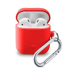 Cellular Line Airpods 1&2 Bounce Red