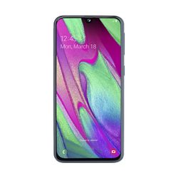 Samsung Galaxy A40 Black Dual Sim Enterprise Edition
