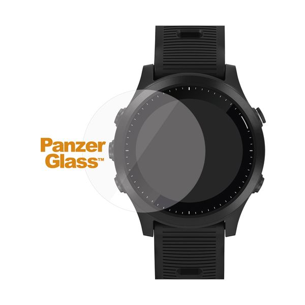 PanzerGlass 2.5D SmartWatch 36mm - Garmin Fenix 5S Plus/6/6 Pro/6S/6S Pro/Vivoactive 3/Huawei Watch GT