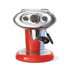 illy Iperespresso Francis X7.1 Red & 126 Κάψουλες