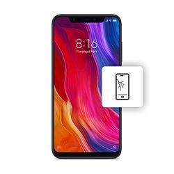 Αλλαγή Οθόνης Xiaomi Mi 8 Black