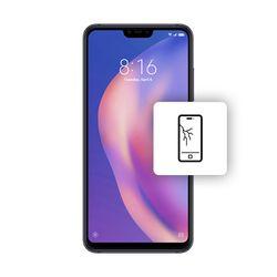 Αλλαγή Οθόνης Xiaomi Mi 8 Lite Black