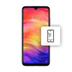 Αλλαγή Οθόνης Xiaomi Redmi Note 7 Black