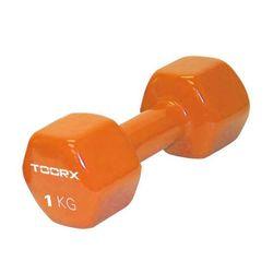 Toorx Βαράκι Βινυλίου 1kg Πορτοκαλί