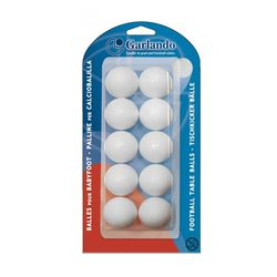 Garlando 10 pcs Soccertable Ball White