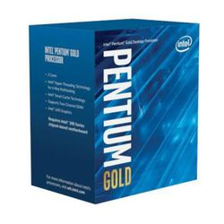 Intel Pentium Dual Core Gold G5500 3.8GHZ 4M Box