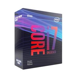 Intel Core i7-9700 KF S1151 BOX