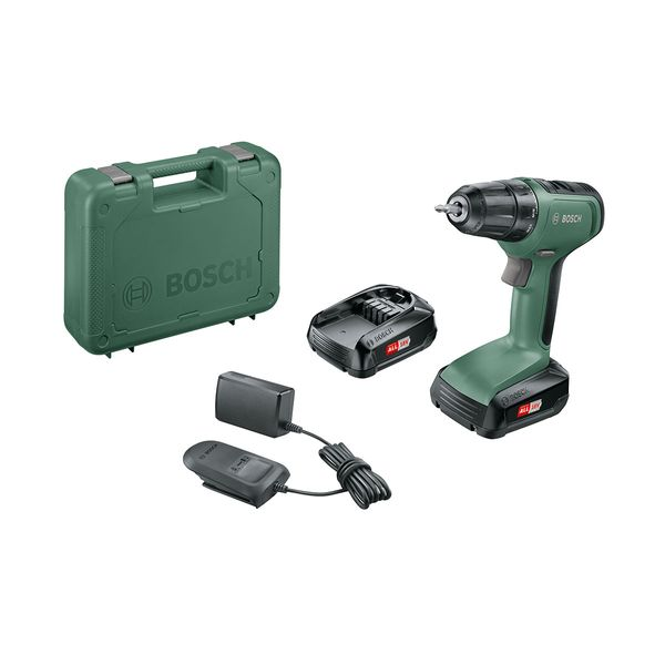 Bosch UniversalDrill 18 (2 μπαταρίες)