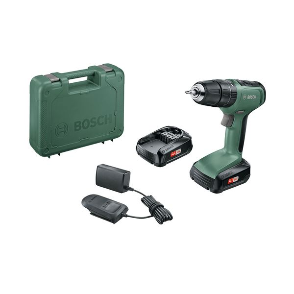 Bosch  UniversalImpact 18 (2 μπαταρίες)