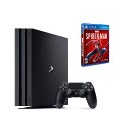 Sony PS4 Pro 1TB & Marvel`s Spider-Man