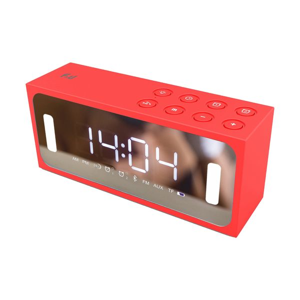 F&U PBT2126R Bluetooth Red