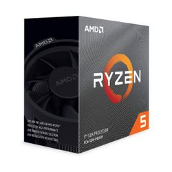AMD Ryzen 5 3600 AM4 Wraith Stealth