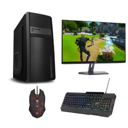 "Infinity Gear Core 1 PC & Dell 27"" 75Hz Monitor & ADX Gaming Πληκτρολόγιο & Ποντίκι"