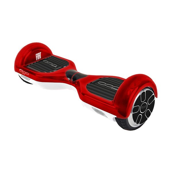 "Fiat F500-H65R 6.5"" Red"