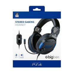 Big Ben V.3 for PS4 Stereo Black