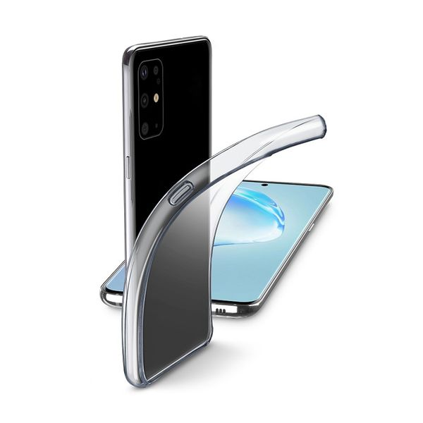 Cellular Line Rubber Fine Samsung Galaxy S20+ Transparent