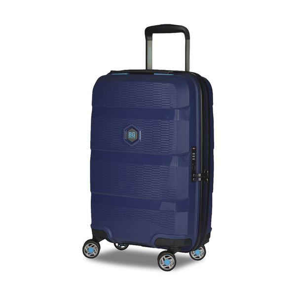 BG Berlin Zip2 55x36x20cm Blue