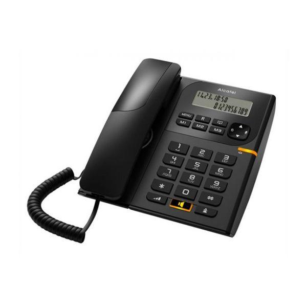 Alcatel  T58 Black Wired Fix