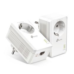 TP-Link TL-PA7017P Kit AV1000 Gigabit Passthrough Starter Kit