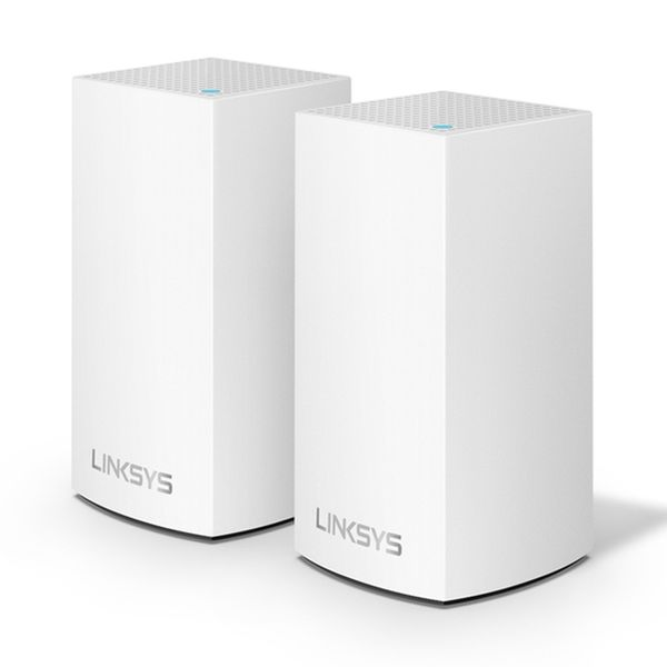 Linksys WHW0102 Velop Whole Home AC2600 Dual-Band 2-Pack