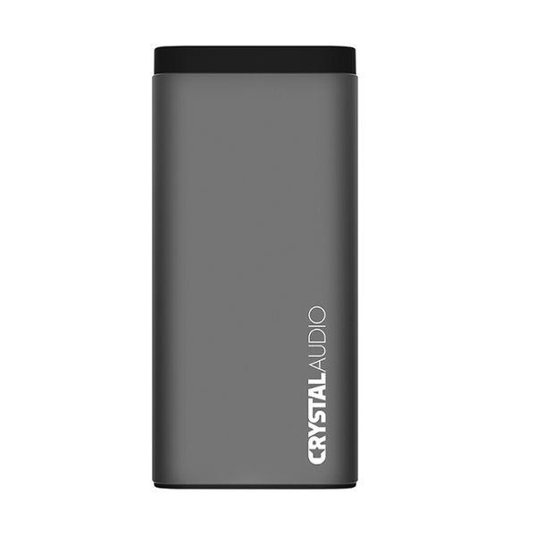 Crystal  Audio  PBK-12K 10.000mAh Aluminum Black