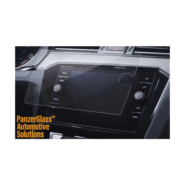 "PanzerGlass Automotive Solutions Volkswagen Discovery Media 8"" Anti-Glare"