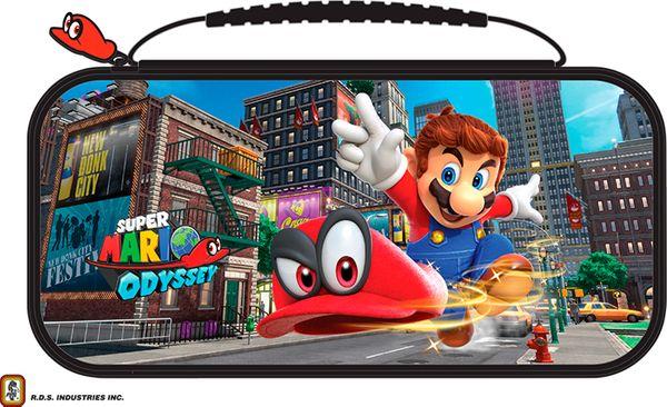 Big Ben Mario Odyssey Carry Case for Nintendo Switch