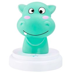 Alecto Silly Hippo LED