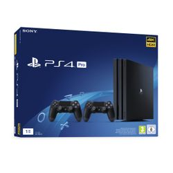 Sony PS4 Pro 1TB & 2nd DS4