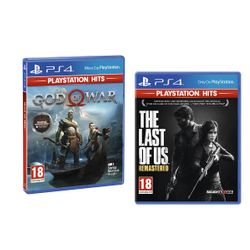 The Last of Us Remastered & God of War (PS Hits)