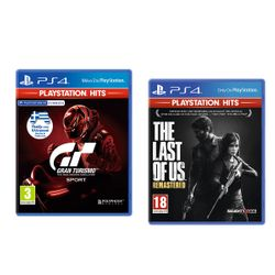 The Last of Us Remastered & Gran Turismo Sport (PS Hits)