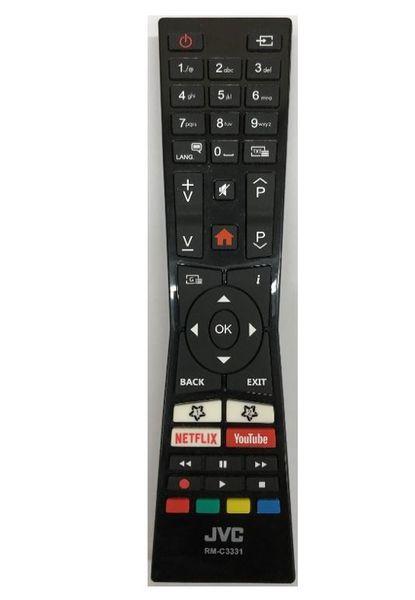 JVC Τηλεχειριστήριο Τηλεόρασης - LT40K800/LT50K800