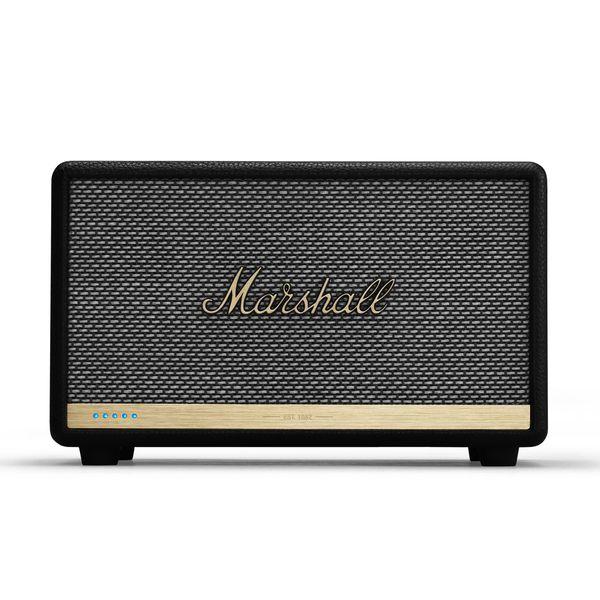 Marshall Acton II Voice with Amazon Alexa Black
