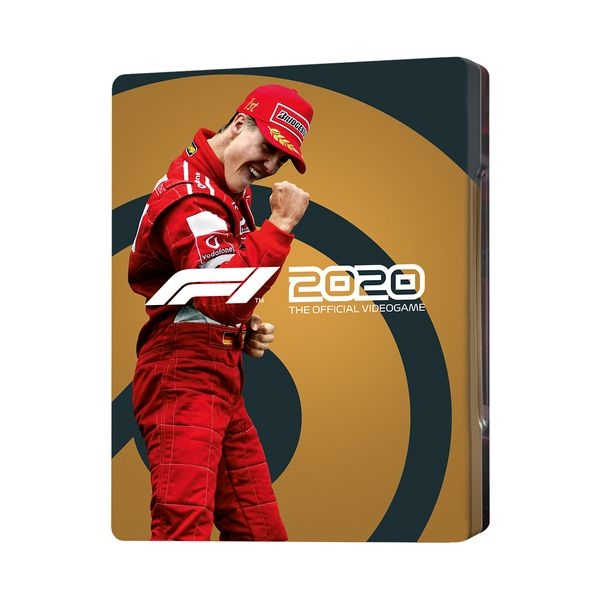 F1 2020 Steelbook Edition
