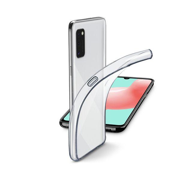 Cellular Line Silicone Cover Samsung Galaxy A41 Transparent