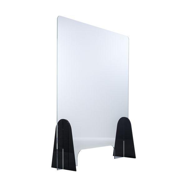 Plexiglass 75x90cm με Στηρίγματα