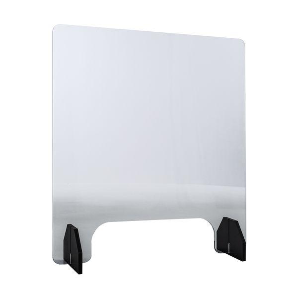 Plexiglass 55x60cm με Στηρίγματα