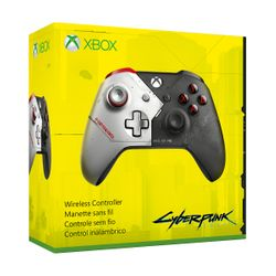 Microsoft Xbox One Wireless Controller Cyberpynk 2077 Limited Edition