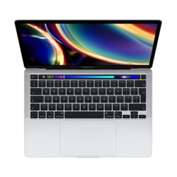 Apple MacBook Pro 13 2020 Touch Bar 4-Core i5 1.4GHz/8GB/512GB Silver