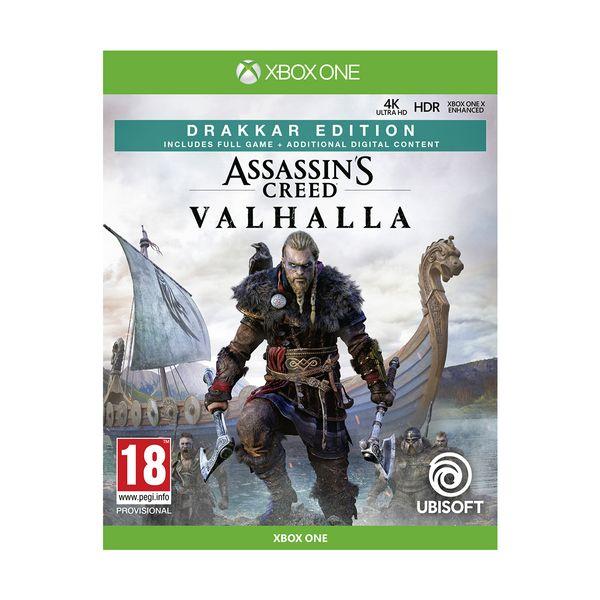 Assassin`s Creed Valhalla Drakkar Edition