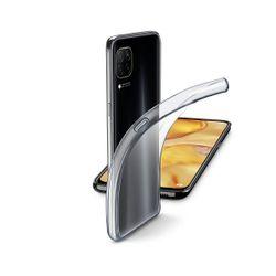 Cellular Line Rubber Soft Case Silicone Transparent για Huawei P40 Lite E