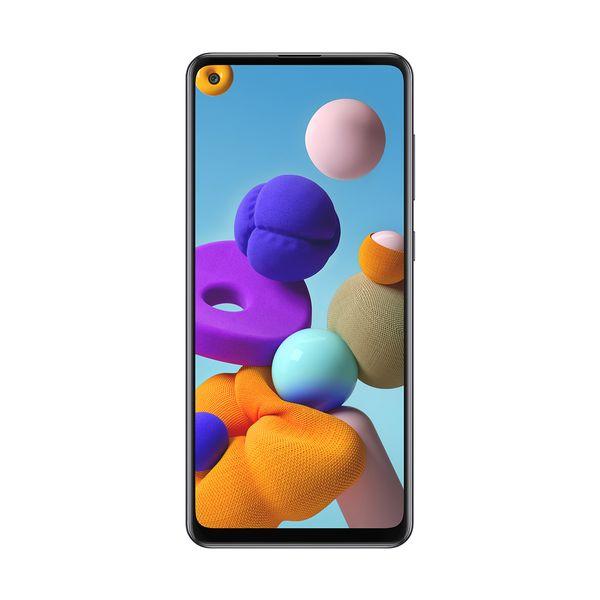 Samsung  Galaxy A21s 32GB Black Dual Sim
