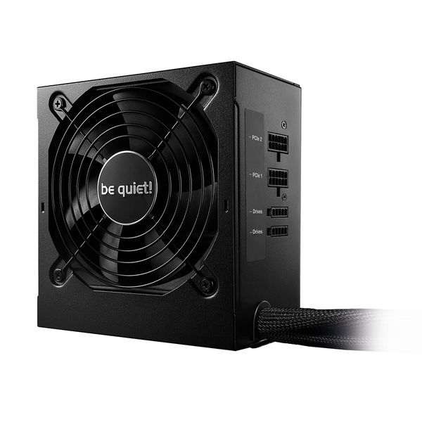 Be Quiet System Power 9 CM 600W