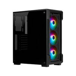 Corsair iCUE 220T RGB Airflow TG Black
