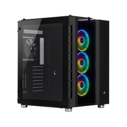 Corsair Crystal 680X RGB Window Black