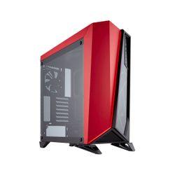 Corsair Carbide Spec-Omega TG Red/Black
